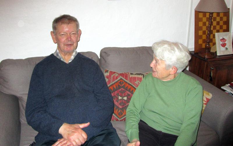 Sabine et Xavier Campion, journalistes du Mille-pattes